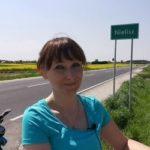 Ścieżka rowerowa z Zamościa do Nielisza